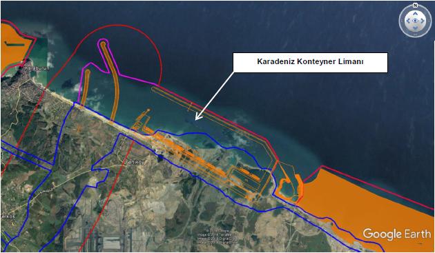 Karadeniz Konteyner Limanı